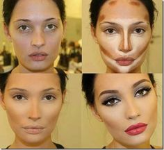 Highlight and contour examples