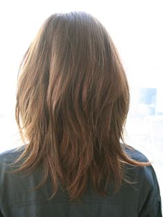Layered Haircuts For Medium Hair, Long Layered Hair, Medium Hair Cuts, Medium Hair Styles, Long Hair Styles, Haircuts Straight Hair, Rachel Green Hair, Shot Hair Styles, Love Hair