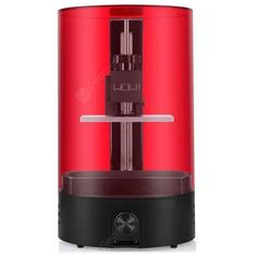 SparkMaker 2.0 - $219.99 (coupon: FBSPARK123)  📉 3D Printer Upgrade Version FHD Photocurable LCD MSLA  Industrial Household UV Light Curing Photocuring Resin Printing - Red  #SparkMaker #3D #Printer #принтер #gearbest #3DPrinter #3Dпринтер #SLA #coupon 1125 3d Printer Kit, 3d Printer Filament, Plugs, 3 D, Coupons, 3d Printing, Household, Lights, Resin