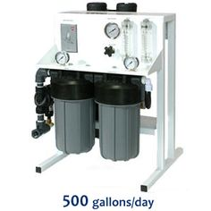Water Purifier - Whole House  Reverse Osmosis System 500 gpd  http://www.filterwater.com/p-367-commercial-reverse-osmosis-system-500-gpd.aspx