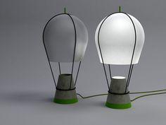 Baló Lamp by MOAK Studio