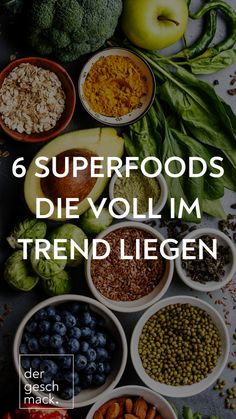Superfoods, Environmental Print, Lose Body Fat, Trends, Chia Seeds, Blueberry, Healthy Lifestyle, Avocado, Beans