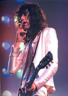 Jimmy Page ( Led Zeppelin)