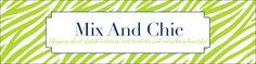Mix and Chic: Cool designer alert- Barry Dixon!
