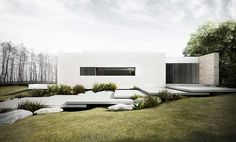 Lake House, Niesulice by Tamizo Architects Group