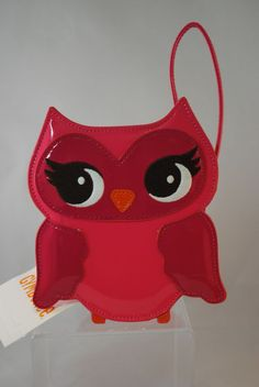 Gymboree Fall For Autumn Owl Purse Pink Girls Kids Child #Gymboree