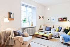 danielle oakey interiors: living big in a small space