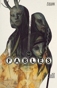 #Fables #123 #Vertigo