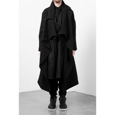 Today's Look. Ashton Coat worn with the Lom Shirt and Steel Pant.  #EtAlAustralia #menswear #blackeverything #blacklayers #melbourne #ootdmen #unisex