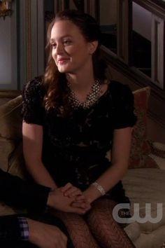 beautiful lace dress 4.20 #Blair Waldorf #Gossip Girl
