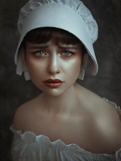 """""""Sadness"""" by Rebeca Saray fstoppers Portrait girl sadness pictorial FineArt dark Beauty Photography Poses Women, Dark Photography, Artistic Photography, Beauty Photography, Portrait Photography, Sadness Photography, Foto Portrait, Dark Portrait, Portrait Art"""
