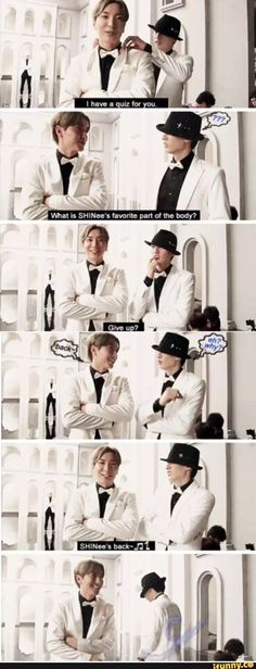 I know I shouldn't have laughed... But I did! >.<   Super Junior Leeteuk & Eunhyuk