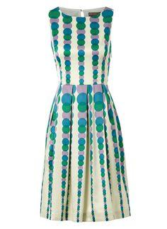 Fever London Polka Dot Dress - 11 Main