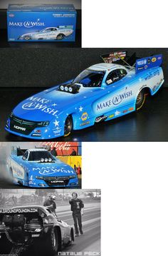 Other Diecast Racing Cars 45354: 2016 Tommy Johnson Jr. Make A Wish Nhra Charger Rt Funny Car 1 24 Don Schumacher -> BUY IT NOW ONLY: $79.95 on eBay!