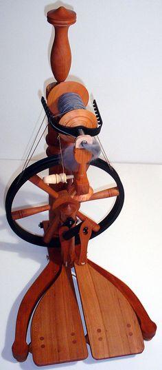 Carson Cooper Sabrina travel wheel-sweet little wheel!