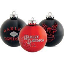 harley davidson christmas decor | Harley Christmas Decorations And Other Gift Ideas | Northwest Harley ...