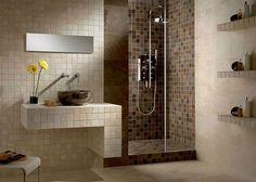 Cerámica para baños modernos