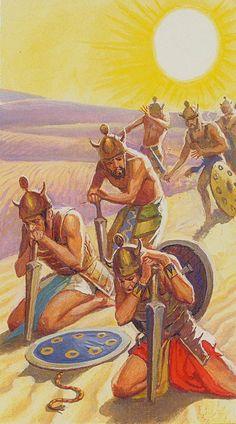 3 d'épées - Ramsès : Tarot de l'éternité par Severino Baraldi