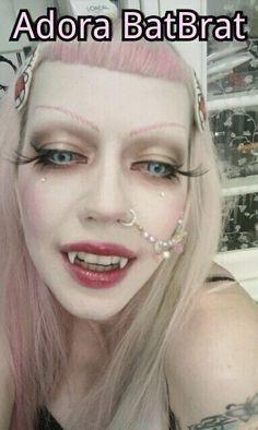 Goth vampire doll Adora BatBrat.