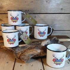 #RETROPOT Oh mi casa www.retropot.es #vintage #taza #mug #enamelmug #camping #camplife #retro #retropot #pot #peltre #coffee #tea #vintagemug #cup #deco #outdoor #ohmicasa #madrid