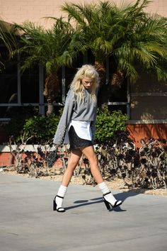 3d30f764098f8 Sock are lovely, stylish fashion piece that are ideal for fashionable  street design wardrobe by using skirts and capris as soon as the conditions  are cold.