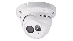 Foscam FI9853EP   This is a conventional form factor for outdoor security cameras built by Foscam an established brand but it comes with an improved iOS/Android app and support for all of the main browsers. You wont find features like motion zone attenuation or object recognition on this budget camera but you will be reassured by its near bomb-proof construction.  Design and build  The dome design is a practical one because it presents the lowest profile and strongest shape when it bulges…