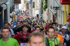 A nouveau les #trails urbains ont rencontré un grand succès, avec 4000 personnes engagées sur les épreuves de la journée. (Photo: Patrice Campion/Ville d'Angers)