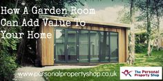 Garden rooms are a flexible way to add space to your home and can be used for a wide variety of purposes. From granny flats to music studios, garden rooms can be whatever you want them to be – and when it comes to selling your property, they're a really attractive plus point for potential buyers.