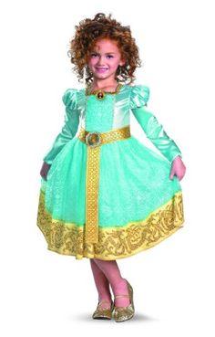 Disguise Costumes Brave Merida Deluxe Costume