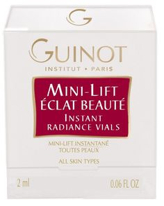 Instant Radiance Vials - Guinot - Professional skin care products and skin treatments