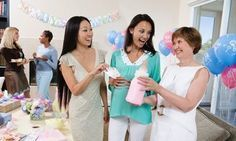 Si estás organizando un baby shower, aquí tienes ideas de juegos divertidos