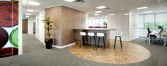 Inside SUEZ's New Maidenhead Office - Officelovin'