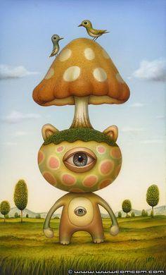 naoto hattori | Naoto Hattori is a Japanese artist from Yokohama, Japan who ...