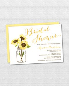 Sunflower baby shower invitation pinterest sunflower baby sunflower baby shower invitation pinterest sunflower baby showers baby shower announcement and shower invitations filmwisefo