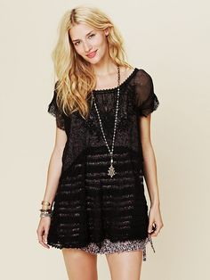 Free People Phoenix Sweater Tunic, $128.00
