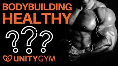 Is Bodybuilding Good For Health? Unity, Bodybuilding, Interview, Gym, This Or That Questions, Health, Health Care, Excercise, Gymnastics Room