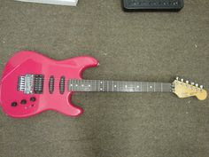 fender squier electric guitar classic vibe 50s stratocaster 2 tone squier stratocaster by fender electric guitar 6 string right hand pink no case