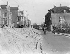 Amsterdam: De Zeeburgerdijk omstreeks 1950