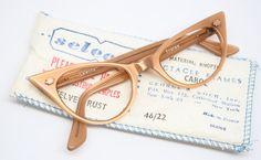 3b3cdf95272 GENERAL Beautiful New Old Stock Vintage Womens Cat eye glasses frames.
