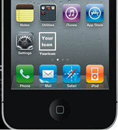 Our App your icon; innovative branding opportunities from Gizmo and VoyagerBlue