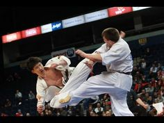 The 5th Karate World Cup MEN LIGHT WEIGHT FINAL  MAEDA vs. MOISSEYEV