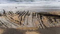 Plunging Chevron Folds. Types of folds with Photos | Geology IN
