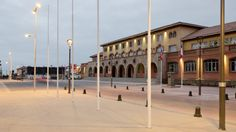 Paseo y Estacionamientos subterráneos / La Serena CHILE / PLAN Arquitectos / www.planarquitectos.cl