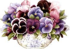 клипарт цветы - Google'da Ara