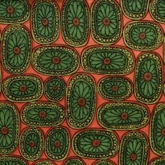 Porin puuvilla fabric by Juhani Konttinen 1960-63