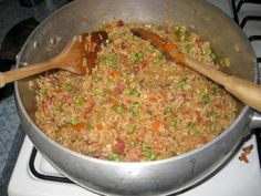 Fried Rice - Homestyle.