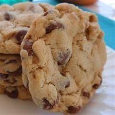Galletas infalibles de chispas de chocolate @ http://allrecipes.com.mx