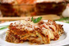 Super Lasaña... #recipe fast and super delicious. #Receta de lasagna, facil y super deliciosa. Esta y otras recetas en www.jamestahhan.com