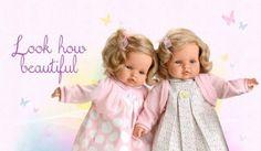Las muñecas Antonio Juan con nombre propio