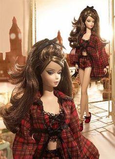 Highland fling Barbie